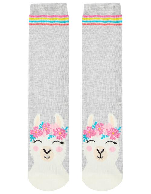Freda Llama Ankle Socks, , large