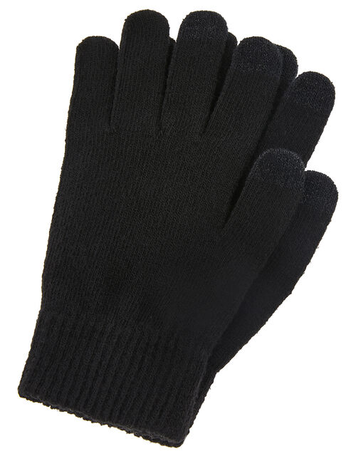 Super-Stretch Touchscreen Gloves, , large