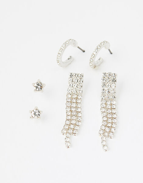 Sparkle Earring Multipack, , large