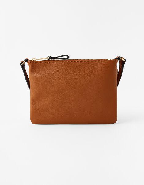 Cassie Cross-Body Bag  Tan, Tan (TAN), large