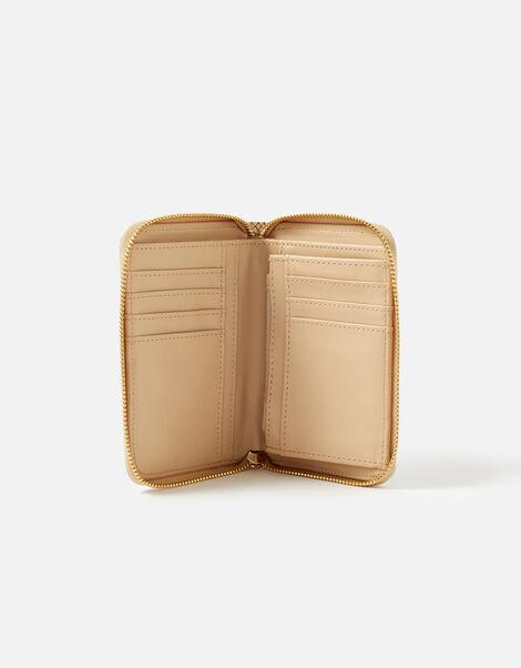Medium Zip Purse Wallet Nude, Nude (NUDE), large
