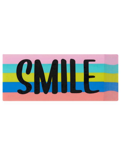 Rainbow Smile Eraser, , large