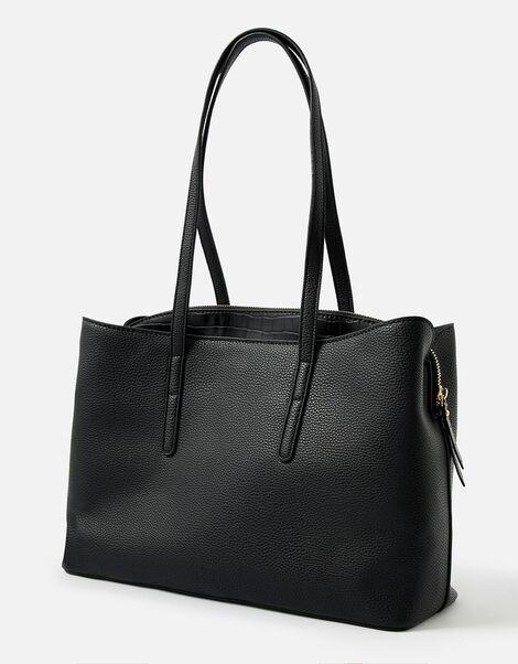 Kaia Handheld Laptop Bag  Black, Black (BLACK), large