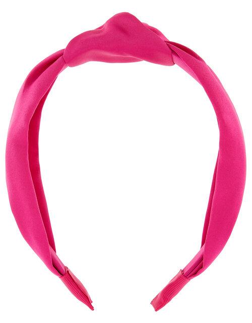 Wide Knot Headband, , large