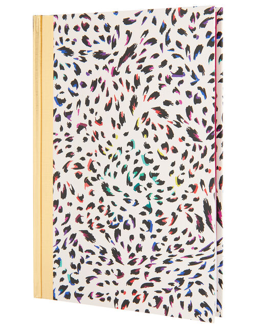 Rainbow Leopard Notebook, , large