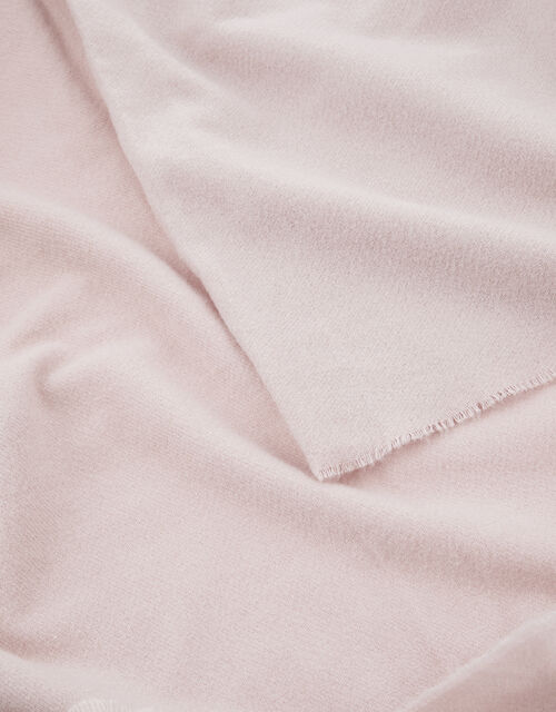 Wells Supersoft Blanket Scarf, Pink (PALE PINK), large