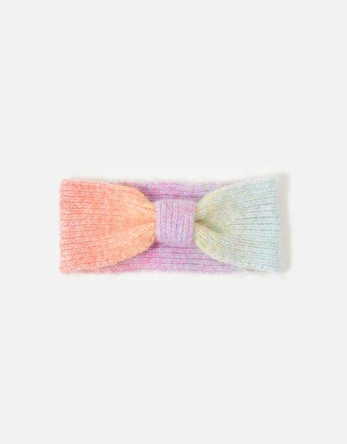 Girls Space Dye Headband, , large