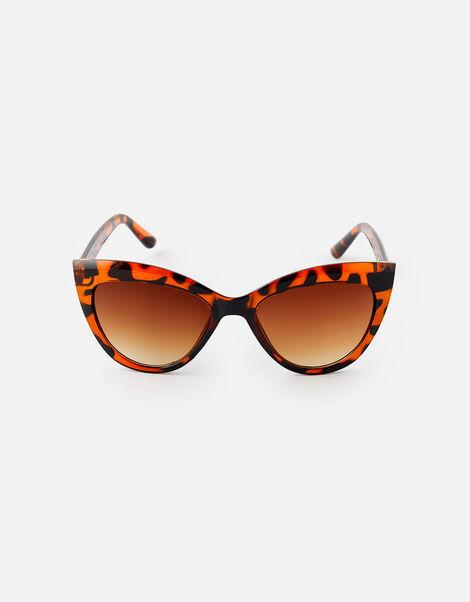 Ava Tort Cat Eye Sunglasses, , large