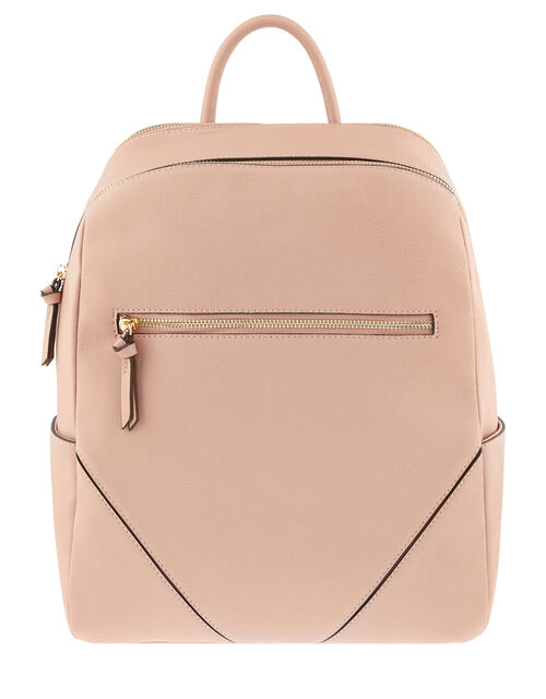 Judy Vegan Backpack, Pink (PINK), large