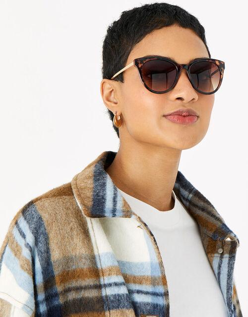 Frankie Flat Top Sunglasses , , large