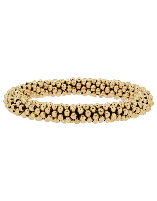 Bobble Necklace and Bracelet Set, Gold (GOLD), large