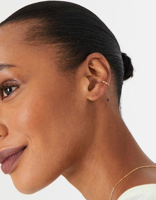 Rainbow Ear Cuff, , large
