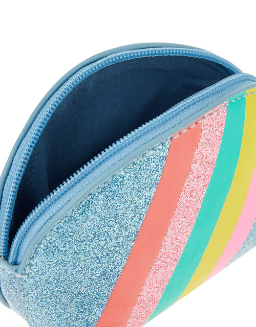 Glitter Rainbow Purse, , large