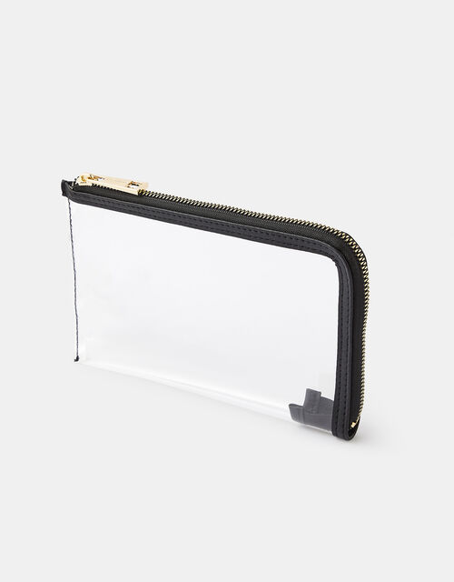Slim Clear Pouch Bag, , large