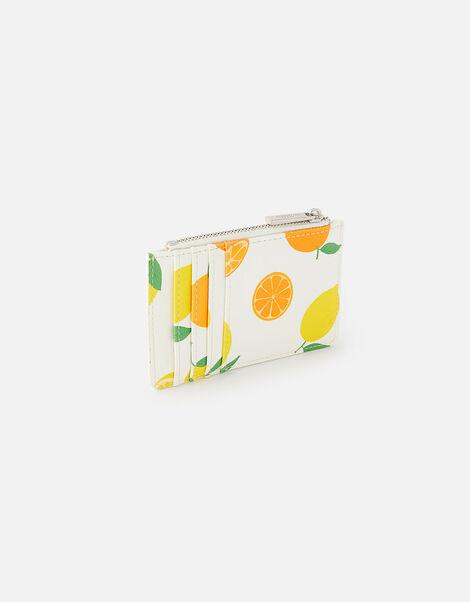 Lemon Print Cardholder , , large