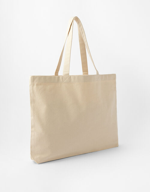 Bride Beaded Shopper Bag, , large
