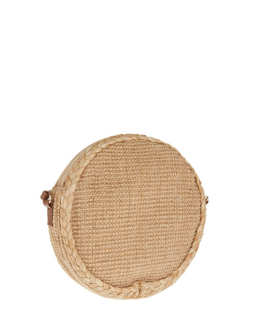 Leah Round Cross-Body Bag, , large