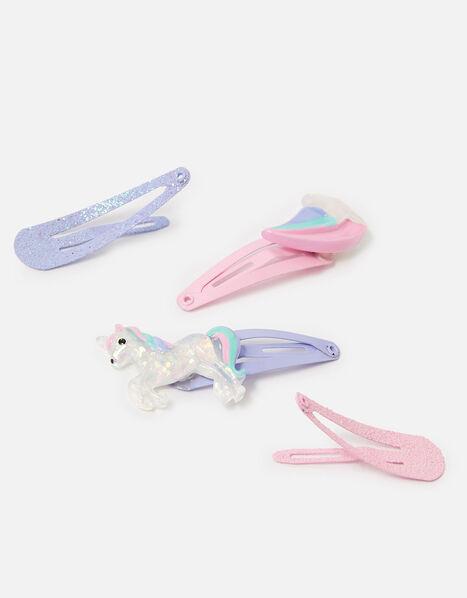 Unicorn Hair Clip Multipack , , large