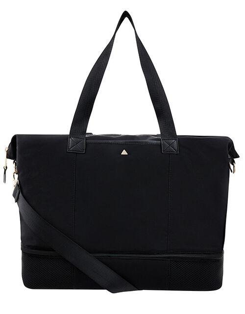 Slouchy Gym Shoulder Bag, , large