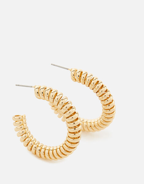 Reconnected Spiral Hoops , , large