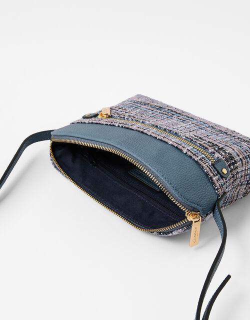 Valerie Textile Cross-Body Bag, , large