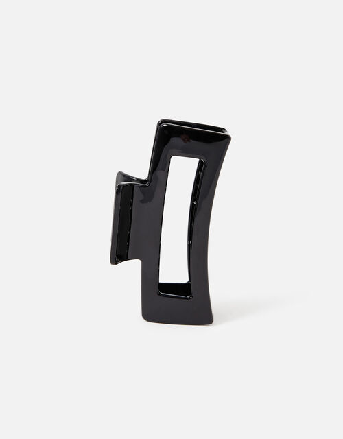 Large Rectangular Claw Clip, , large