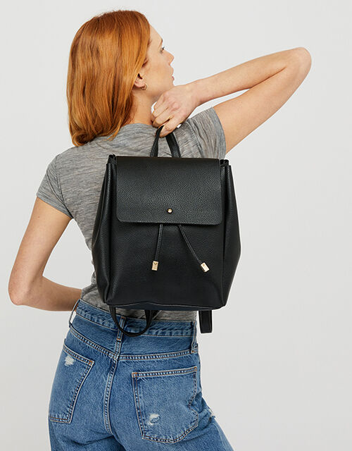 Katie Backpack, Black (BLACK), large