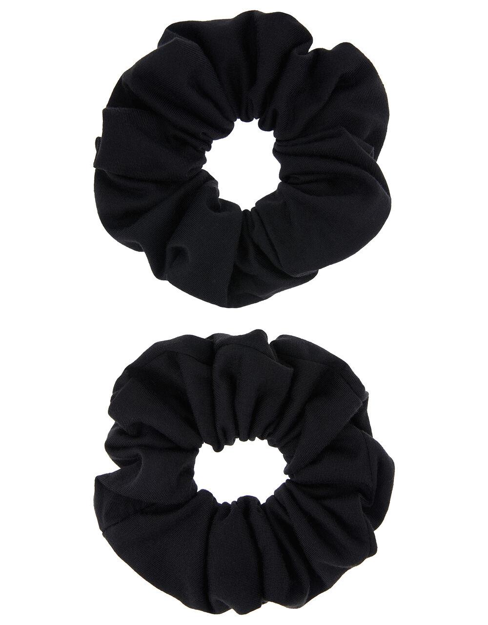 Large Hair Scrunchie Set, , large