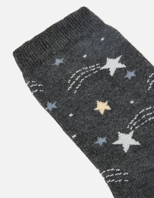 Shooting Star Sparkle Socks, , large