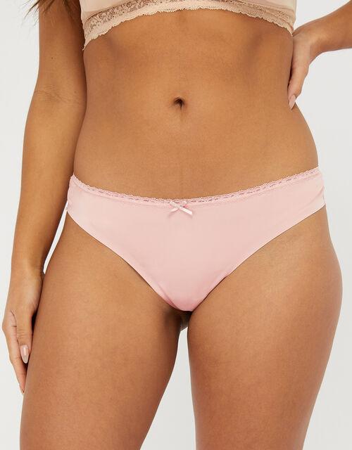 No VPL Brazilian Pants Multipack, Pink (PINK), large