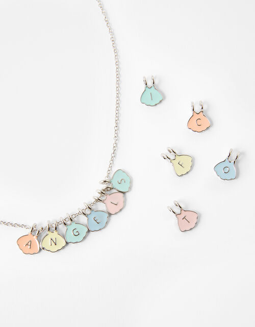 Make-Your-Own Shell Charm Necklace, , large