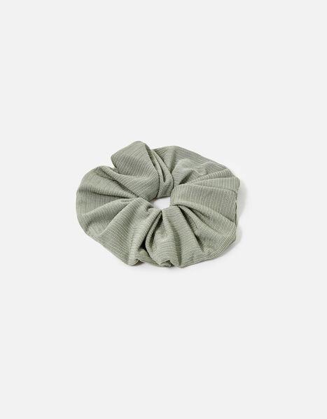 Soft Textured Large Scrunchie , , large