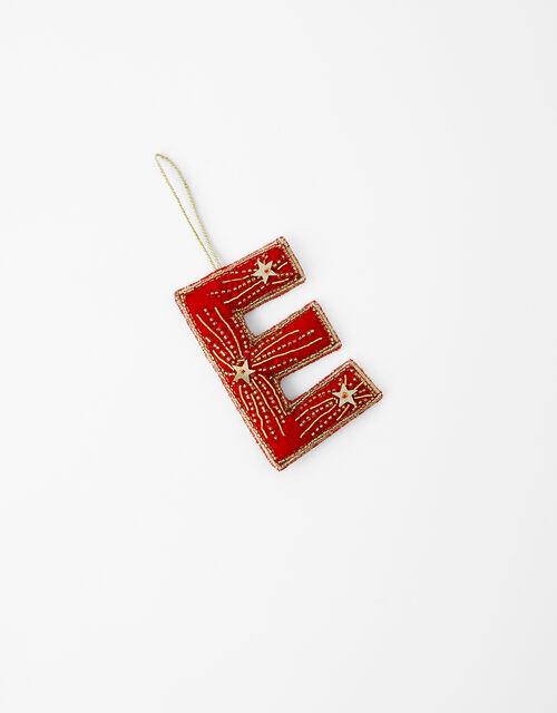 Embellished Initial Decoration - E, , large