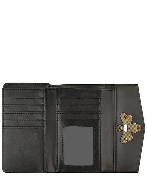 Britney Bee Wallet, Black (BLACK), large