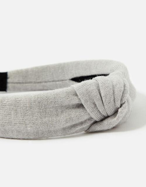 Soft Lounge Knot Headband , , large