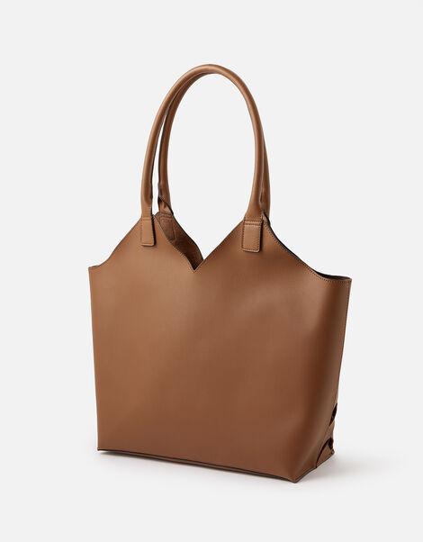 Harley Weave Shopper Bag Tan, Tan (TAN), large