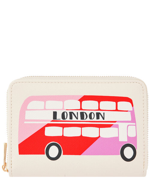 London Bus Wallet, , large