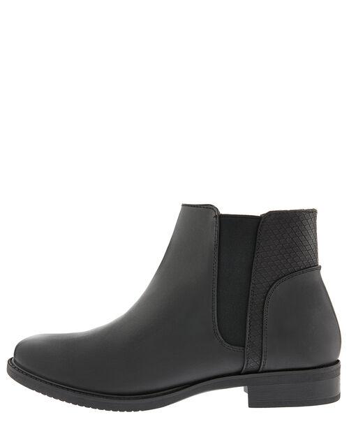 Chelsea Boots, Black (BLACK), large