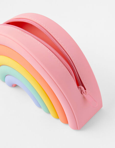 Rainbow Pencil Case, , large