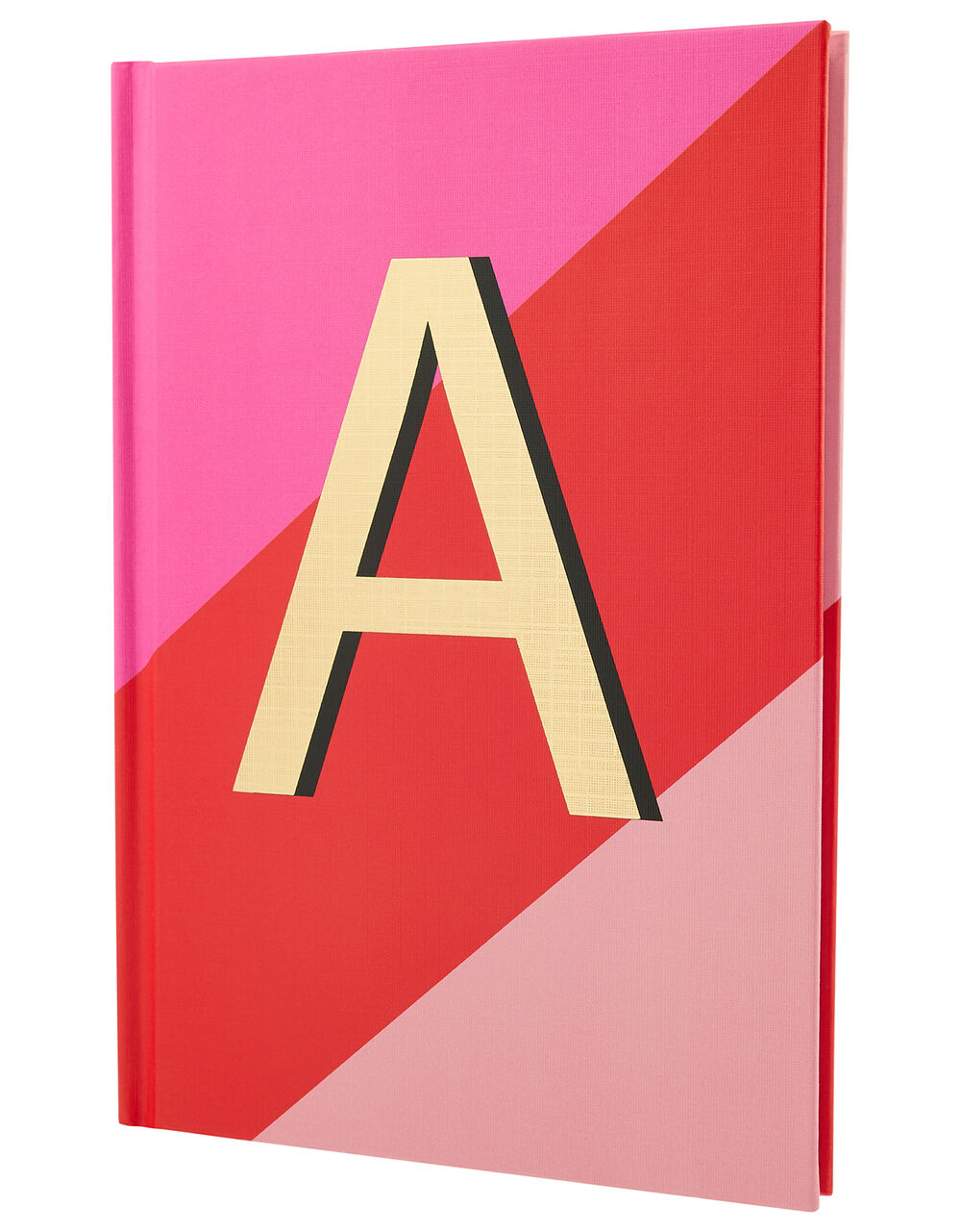 City A Initial Lined Notebook, , large