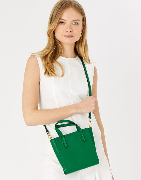 Mini Handheld Cross-Body Bag , , large
