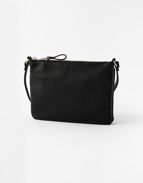 Cassie Cross-Body Bag  Black, Black (BLACK), large