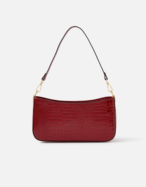 Roxanne Shoulder Bag, Red (RED), large