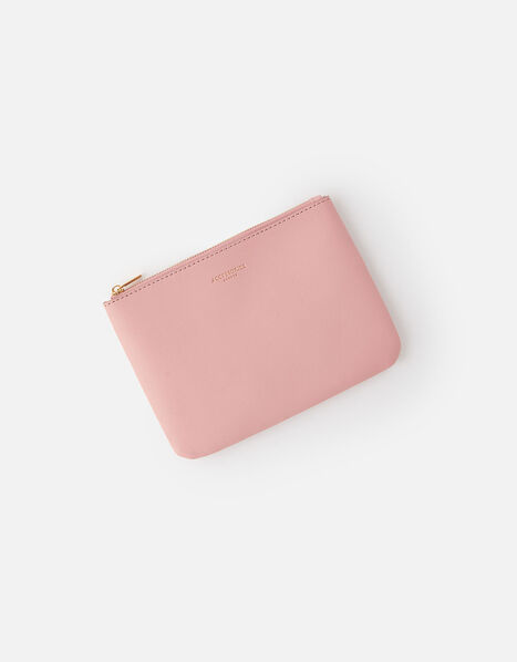 Pippa Pouch  Pink, Pink (PINK), large