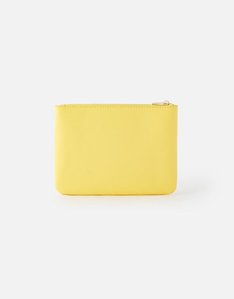 Pippa Pouch  Yellow, Yellow (YELLOW), large
