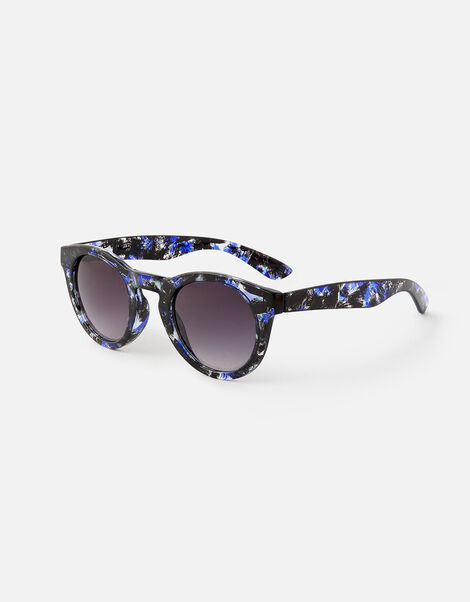 Paula Abstract Print Sunglasses, , large