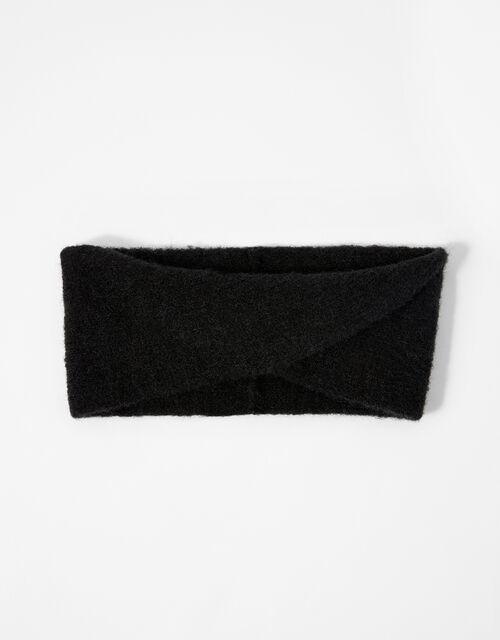 Soft Twist Bando, Black (BLACK), large