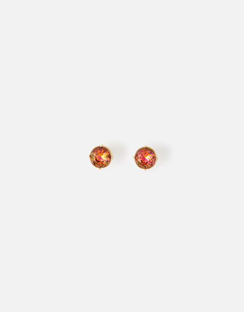 Island Vibes Ombre Stud Earrings , , large