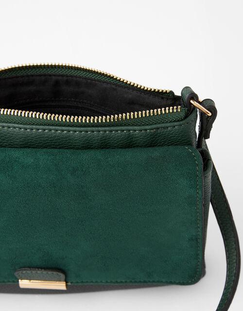 Cassie Cross-Body Bag , Green (GREEN), large