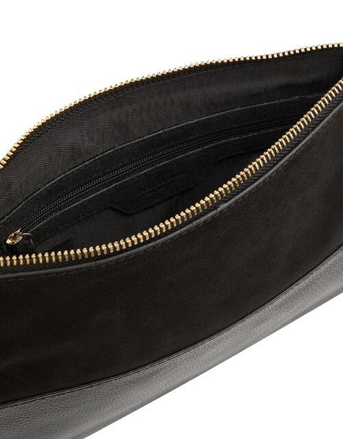 Carmela Leather Cross Body Bag, , large
